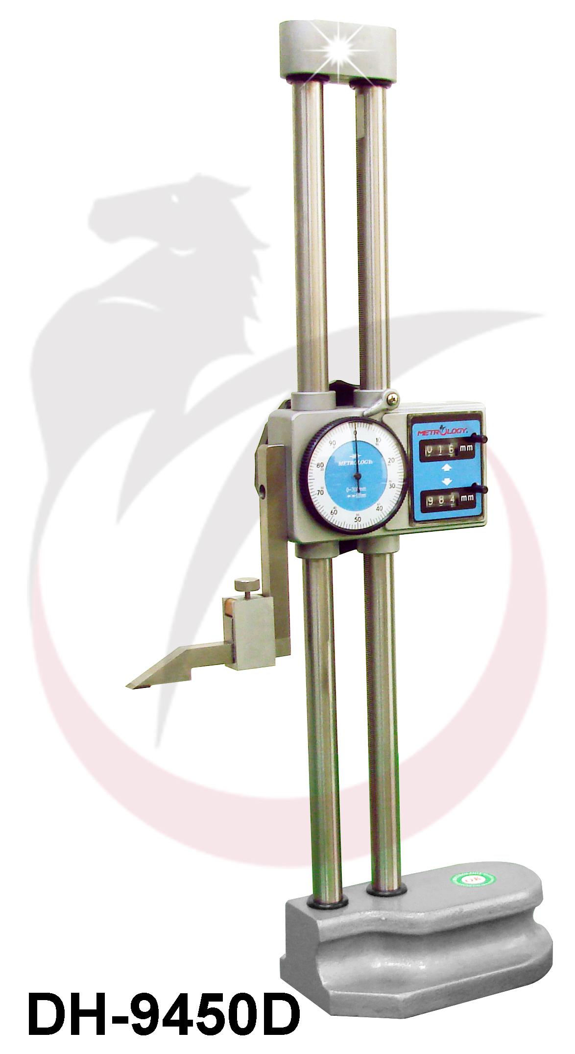 Thước đo cao 0-450mm DH-9450D Metrology