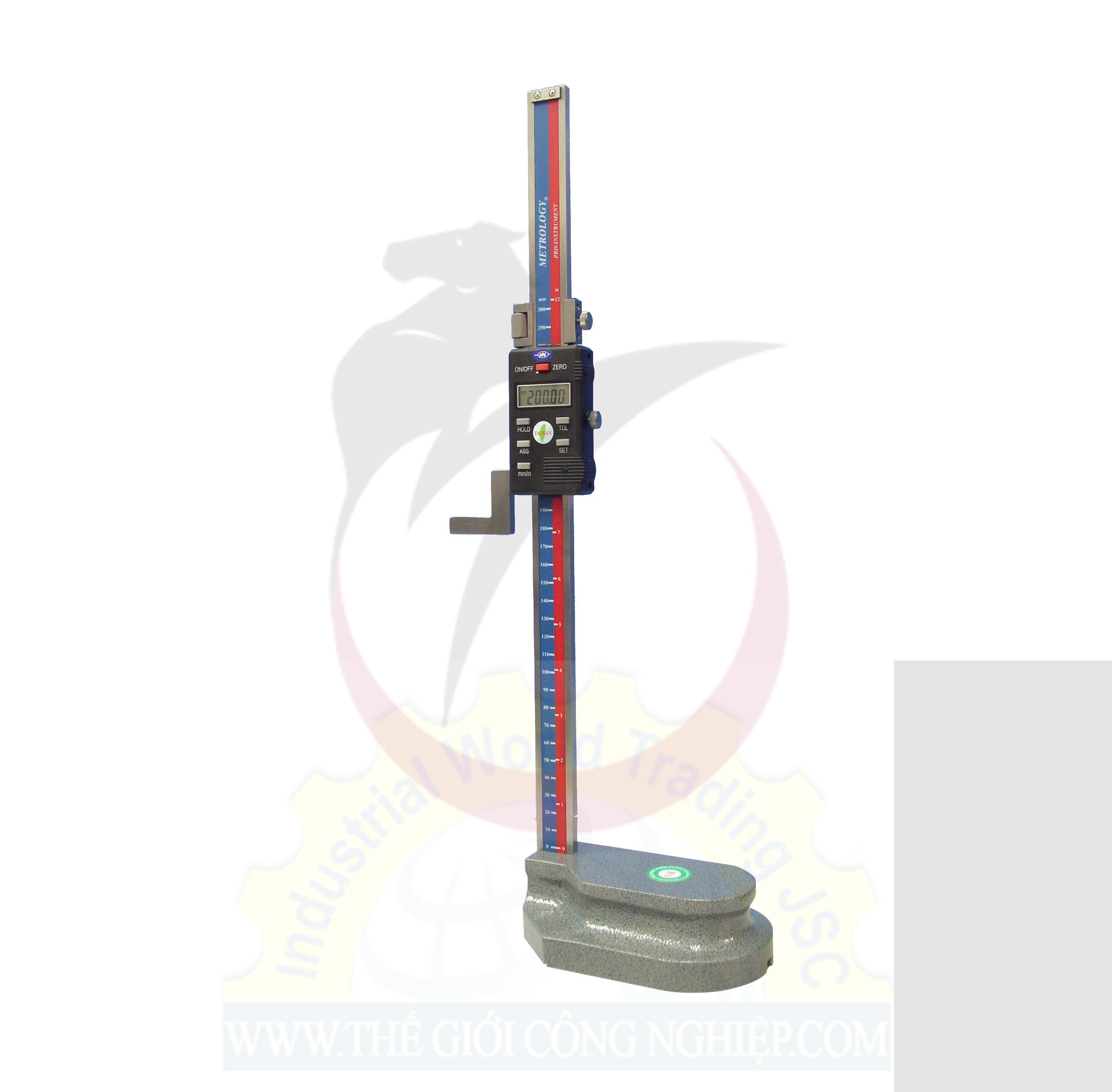 Thước đo cao điện tử 0-600mm EH-9600S Metrology