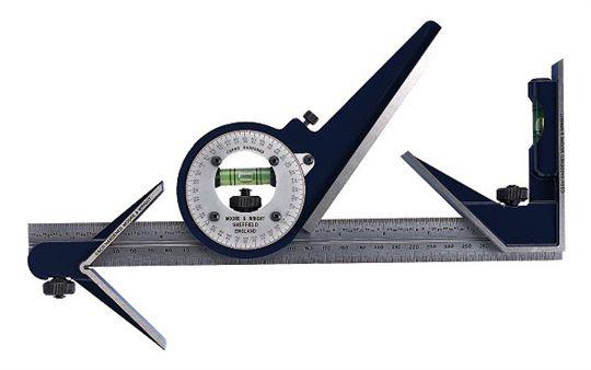 Thước đo góc vạn năng CSRM300 MooreAndWright