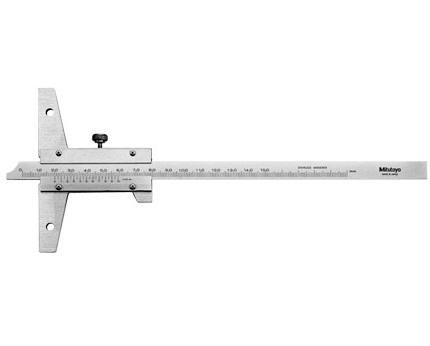 Thước Đo Sâu Dạng Cơ 200mm/0.02 mm  MW170-20 MooreAndWright