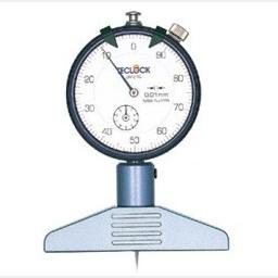 Thước Đo Sâu có dải đo 0~10 mm  DM-210 Teclock