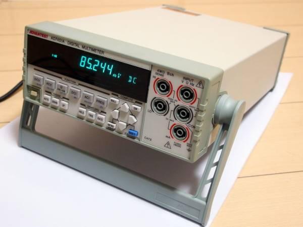 Bộ đo điện  AD7451A ADVANTEST