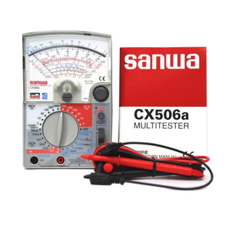 Đồng hồ vạn năng CX506a Sanwa