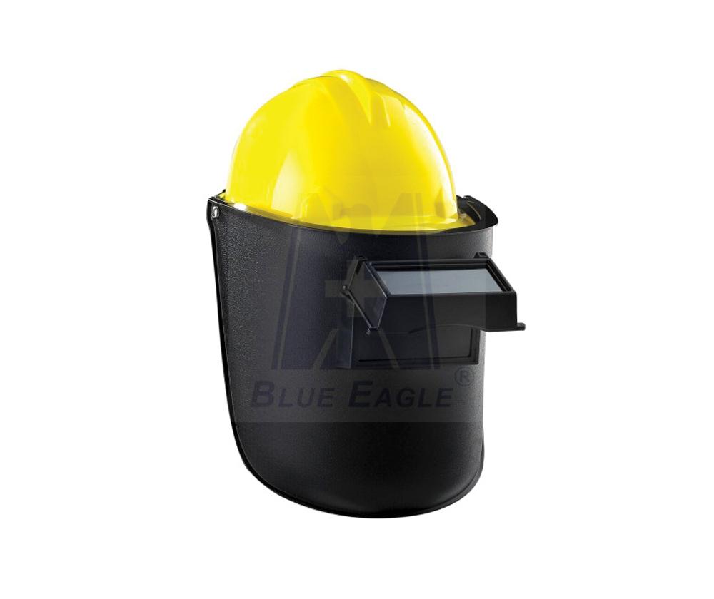 Mặt nạ hàn gắn trên mũ bảo hộ 6PA3 BLUE-EAGLE