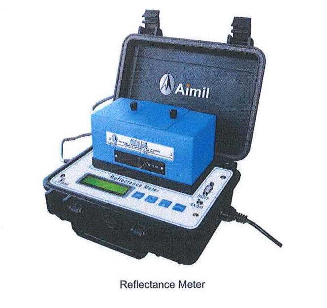 Máy đo độ sạch bề mặt thép . AIM-072000 AIMIL