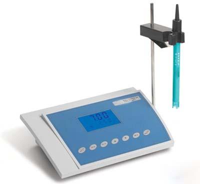 Máy đo pH để bàn PHS-25 China
