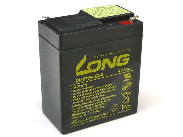 Pin WP9-6A LONG