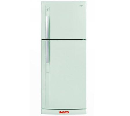 Tủ lạnh 240l màu trắng SANYO