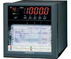 YOKOGAWA paper recorder SR10006-2 Yokogawa