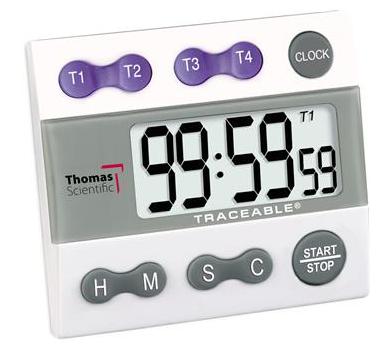 Đồng hồ bấm giây 4-Channel Alarm Timer Thomas-Scientific