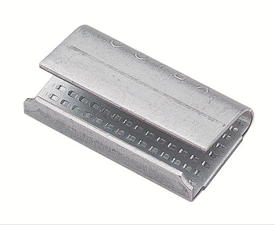 Khóa đai / Bọ sắt có gai đóng đai nhựa 16mm x 0.6mm VietnamPackaging