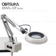 Kính lúp kẹp bàn dùng đèn Led ENVL-CF 3X OTSUKA