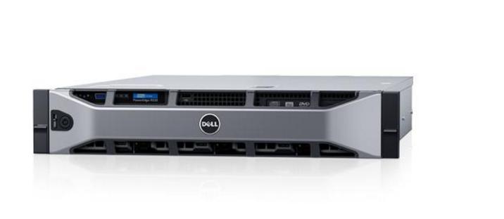 Máy chủ R530 Rackmount 2U Server (Xeon E5-2609/8G/1800GB) Dell