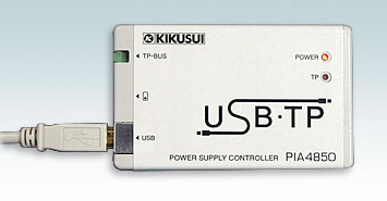 Power Supply Controller with USB PIA4850 Kikusui