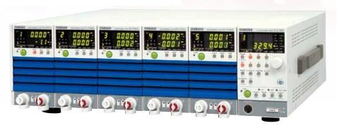 Bộ nguồn điện đa chức năng PLZ50F-70UA0-150U4 Kikusui