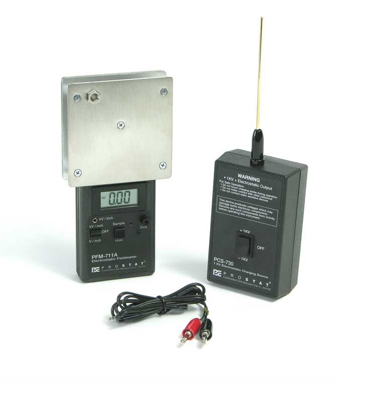 Bộ thiết bị đo điện trường PFK-100 Prostat