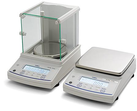 Cân điện tử phân tích 1kg 2 số lẻ AB-1202 Vibra