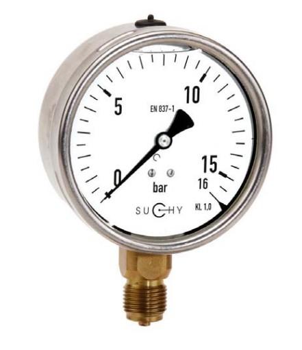 Đồng hồ đo áp suất  AC20-181-2000 Nagano-Keiki