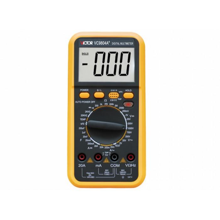 Đồng hồ vạn năng VC9804A+ VICTOR