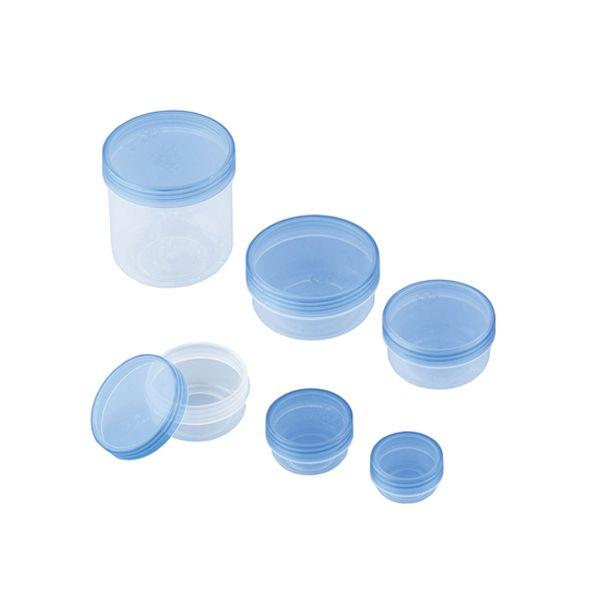 Lọ bảo vệ mẫu khỏi tia UV 3-56 Clear Blue ASONE