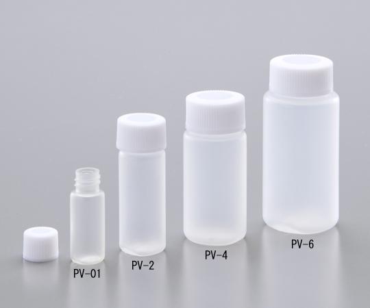 Lọ nhựa loại nhỏ PV-6 ASONE