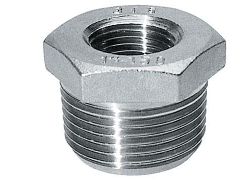 Lơ thu ống SUS 304   Size 1/2 x 3/8  (15A x 10A) China