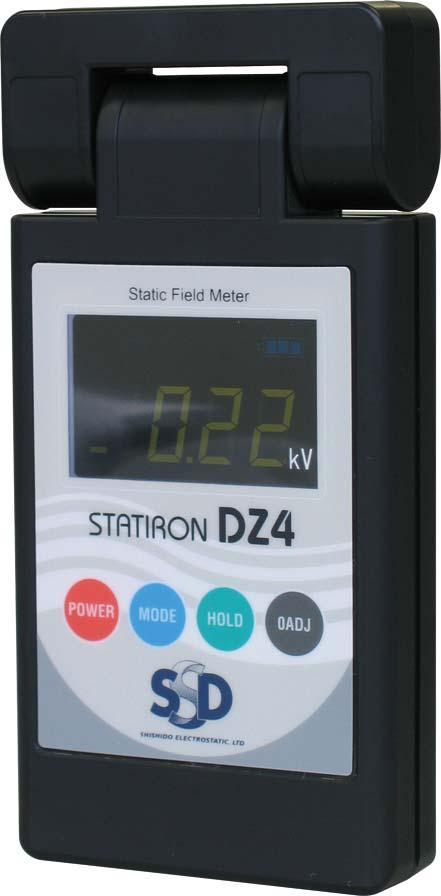 Máy đo độ tĩnh điện DZ4 Shishido