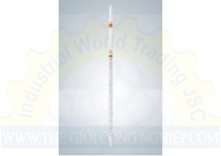 Pipet thẳng 20ml  632434104722 Eulab