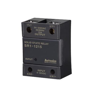 SSR độ tin cậy cao với độ bền điện môi lên đến 4000VAC SR1 Autonics