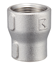 Stainless Steel Different Diameters Socket Screw Fitting PRS1-20A Trusco