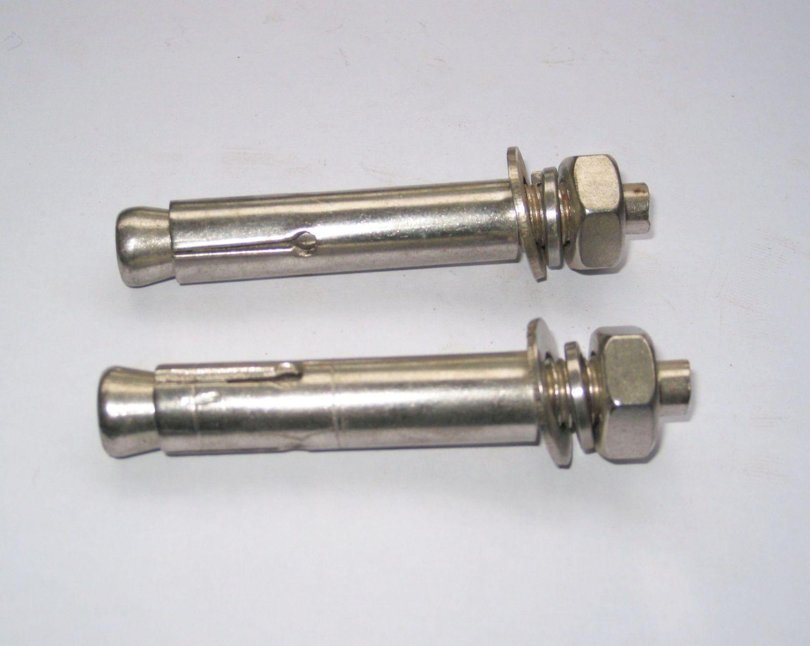 Tắc kê sắt M12x100 TGCN-15439 Vietnam