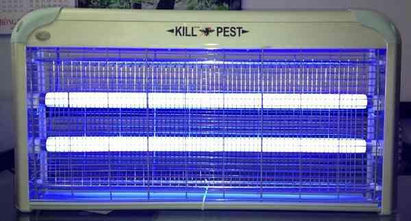 Bộ đèn diệt côn trùng  MD - 40WA Kill-pest