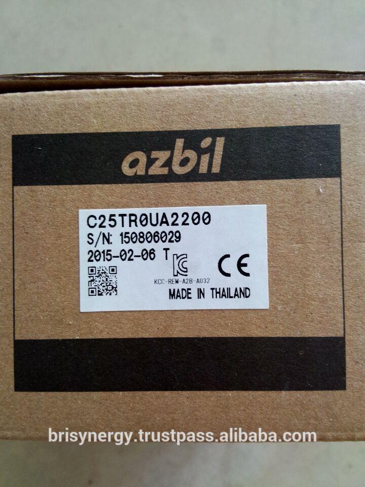 Bộ điều khiển nhiệt độ  C25TROUA4100 Azbil