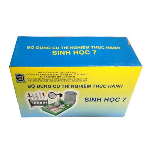 Bộ dụng cụ thí nghiệm Sinh học 7 (Học sinh) TGCN-15 Vietnam