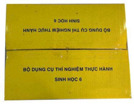 Bộ dụng cụ thực hành Sinh Lớp 6 (Học sinh) TGCN-14 Vietnam