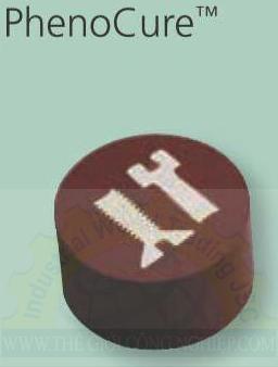 Bột đúc mẫu nóng màu đen  112007 Buehler