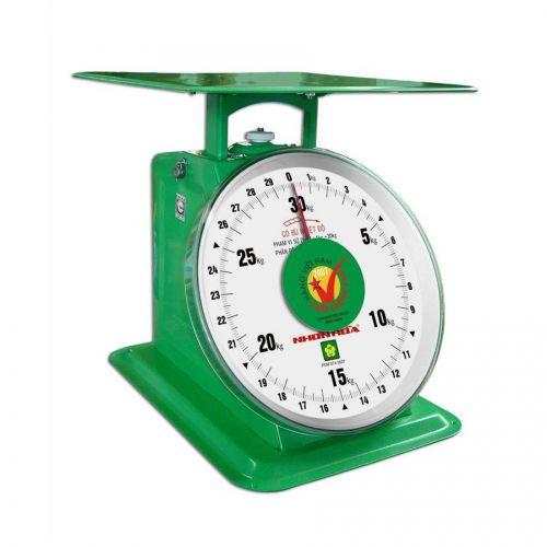 Cân đồng hồ mặt số 30Kg NHS-30 NHONHOASCALE