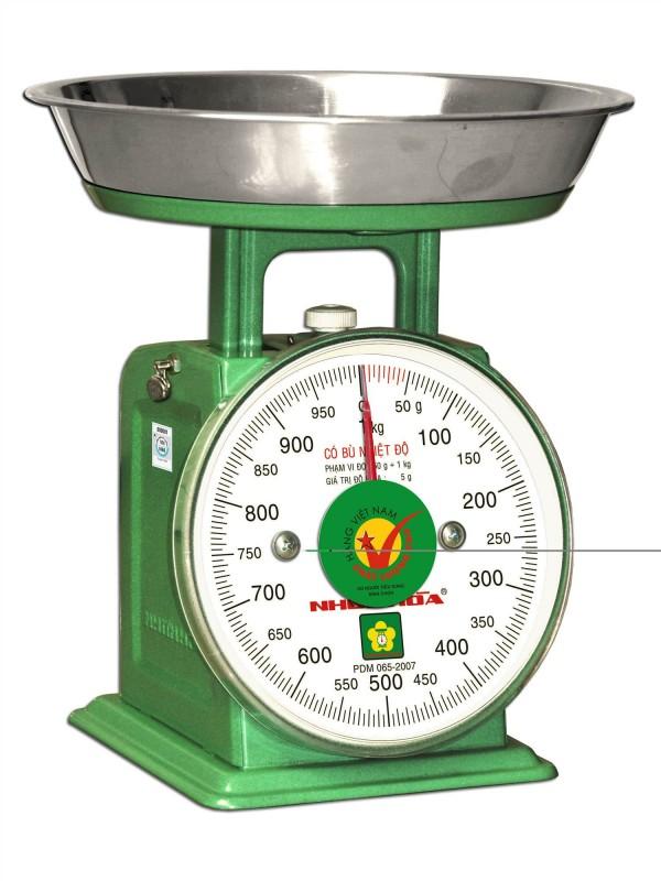 Cân đồng hồ mặt số 2kg NHS-2 NHONHOASCALE