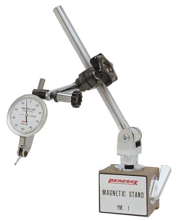 Chân đế lực giữ 30kgs cho đồng hồ so YM-1 PEACOCK