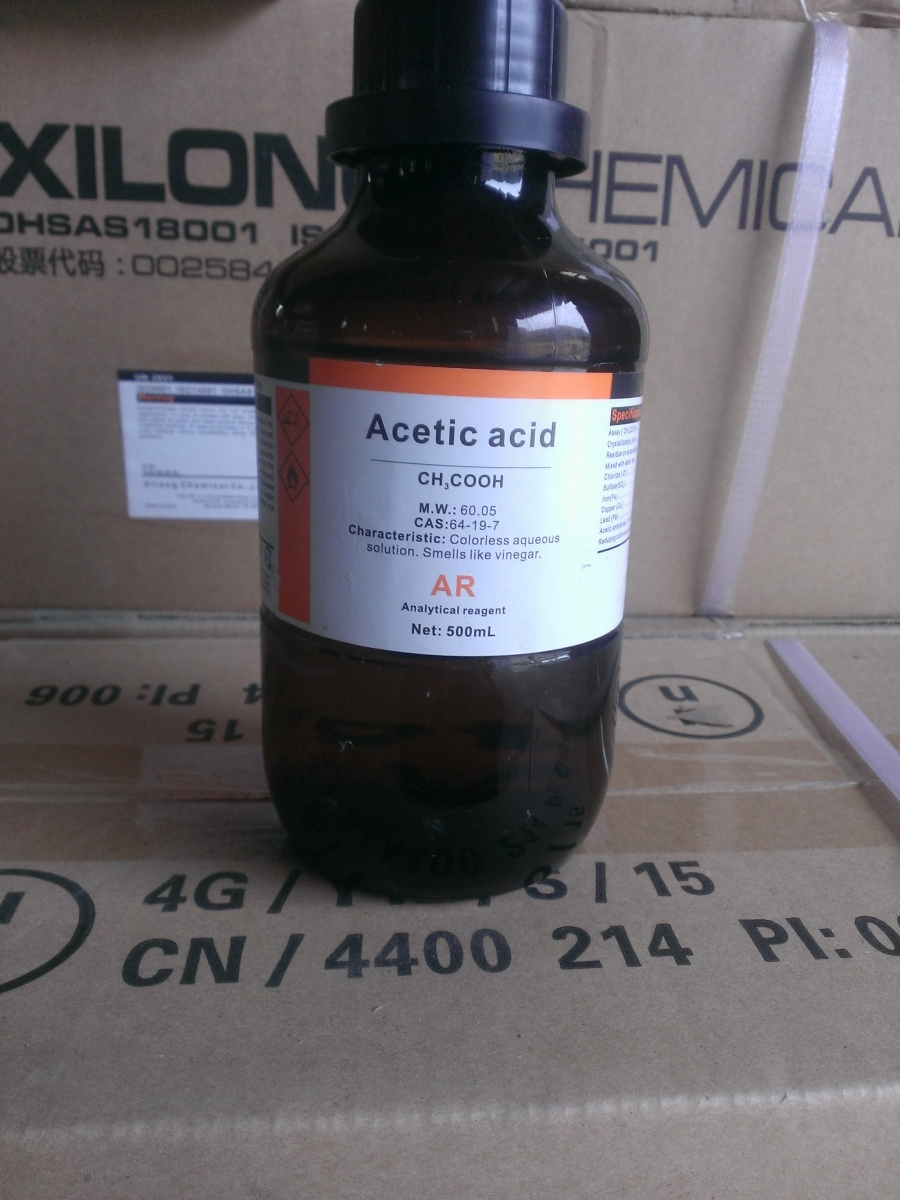 Dấm Công Nghiệp Acid Acetic 99.5% Ar  CH3COOH China