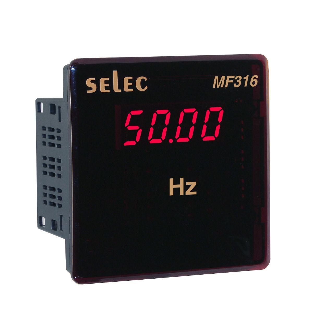 Đồng hồ đo tần số MF316 SELEC