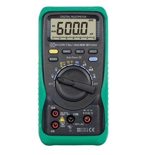 Đồng hồ vạn năng điện tử K1011 KYORITSU