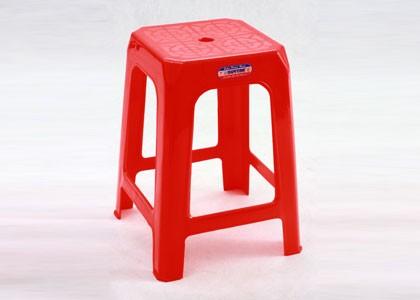 Ghế nhựa cao lỗ 812 40010002 DUYTAN