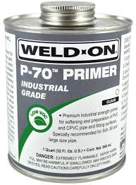 Keo tẩy ống P-70 Primer WELD-ON