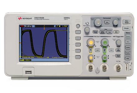 Máy hiện sóng số Agilent  DSO1052B Agilent