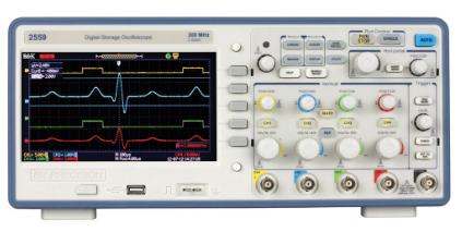Máy hiện sóng số BK Precision  2553 BK-Precision