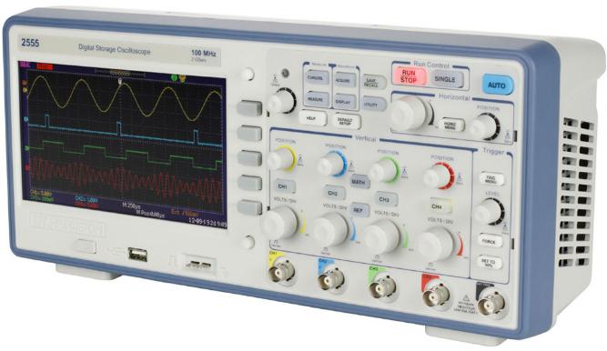 Máy hiện sóng số BK Precision  2555 BK-Precision