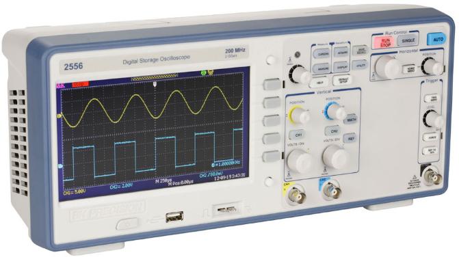 Máy hiện sóng số BK Precision  2556 BK-Precision