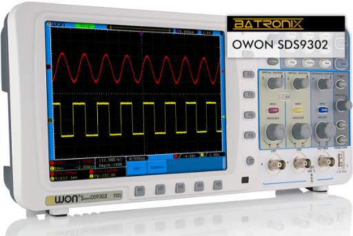 Máy hiện sóng số Owon  SDS9302 OWON