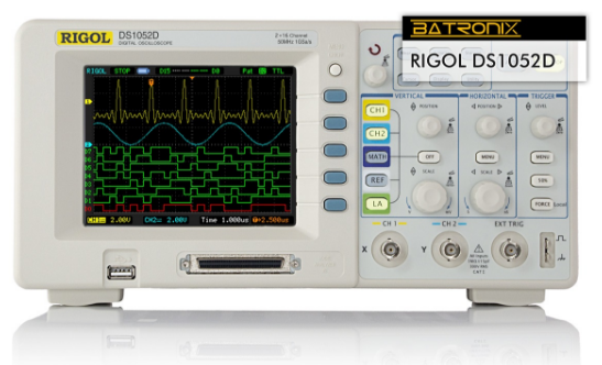 Máy hiện sóng số Rigol  DS1052D RIGOL